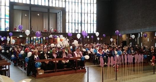 Carnaval in onze parochie