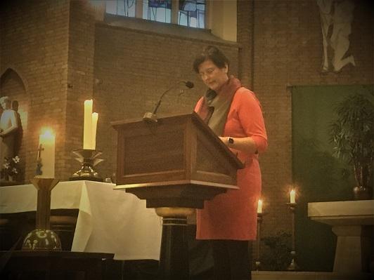 Yvonne Rooijakkers gaat bouwen aan verbintenissen