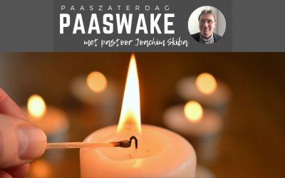 Paaskaarsen beide parochies ontstoken