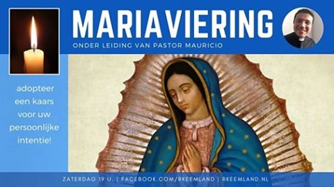 Mariaviering rond Guadalupe
