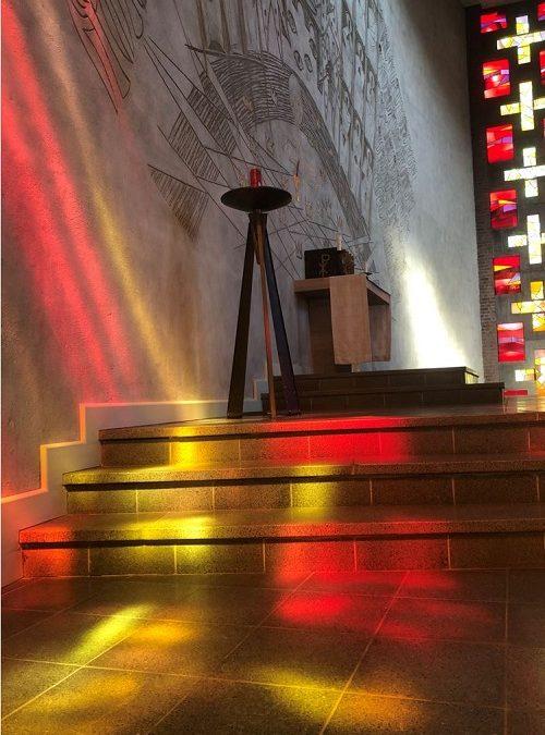 Keuze van het nieuw Eucharistisch centrum bekend