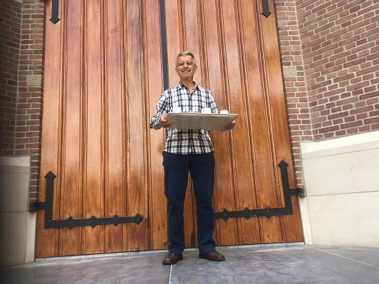Ken uw vrijwilliger Johan van Sluijs