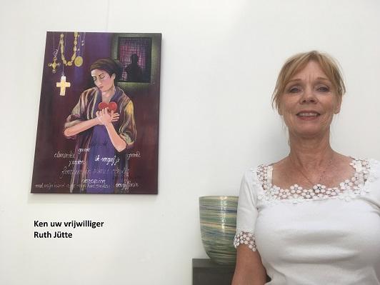 Ken uw vrijwilliger Ruth Jütte