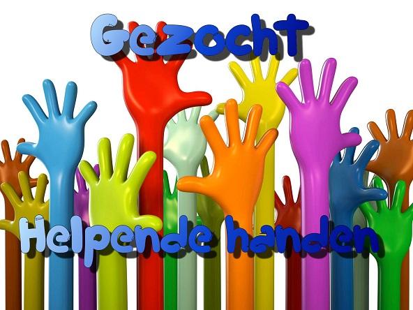 Vrijwilligers (extra handen) gevraagd