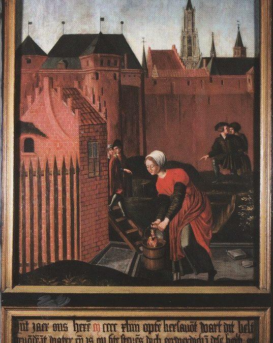 HET MIRAKEL van AMERSFOORT in 1444