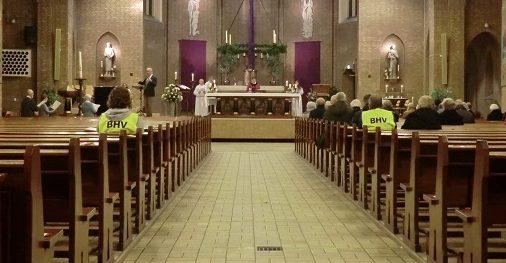 Start Eucharistisch Centrum St. Martinuskerk