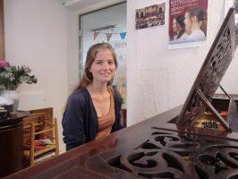 Noemi Schermann wint tweede prijs met compositie Bells of Hoogland