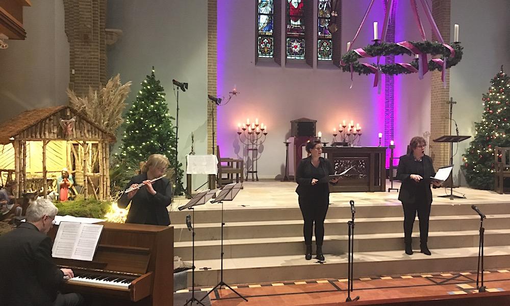 Kerstconcert in de St. Josephkerk