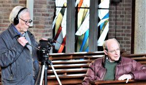 Filmers afscheidsvideo H. Kruiskerk