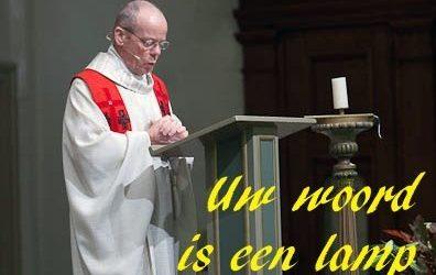 Pastor Leo Koerhuis na ziekbed overleden