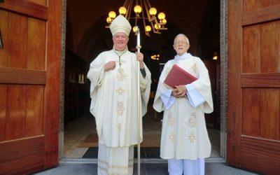 Sacramentsdag vieren met Mgr. Theodorus Hoogenboom, hulpbisschop van Utrecht