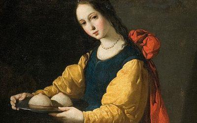 Beelden in de SFX: De heilige Agatha