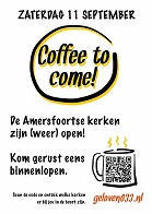 Coffee to Come