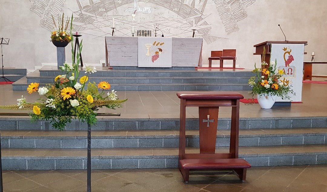 Slotviering Heilig Kruiskerk op 10 oktober